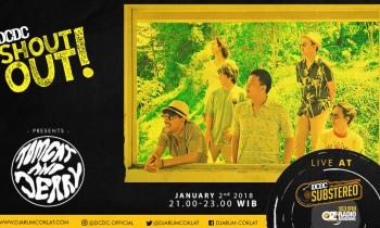 Bergoyang Diawal Tahun Bersama Kelompok Reggae Muda Bandung