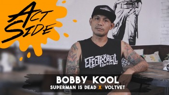 Bobby Kool (Superman Is Dead x Voltvet)