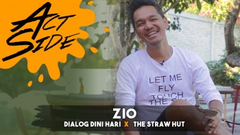 Zio (Dialog Dini Hari x The Straw Hut)