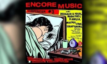 Lazy Fest: Encore Music!! Cooperation #3