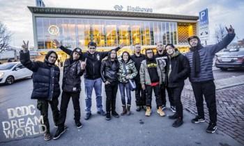 DCDC Killchestra Journey - Eindhoven Blue Collar Underground