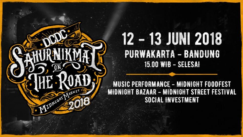 DCDC Sahur Nikmat On The Road 2018 Hadir di Purwakarta dan Bandung!