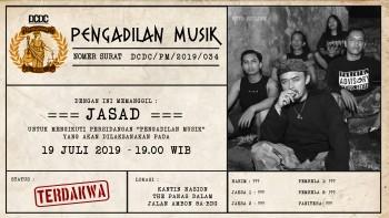 Mengadili Jasad tentang Misteri Angka '5' di Pengadilan Musik