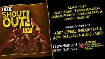 DCDC ShoutOut! Day Akan Hadir di Kota Pringsewu, Lampung