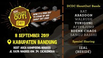 Kabupaten Bandung Kembali Jadi Tuan Rumah untuk DCDC ShoutOut! Day