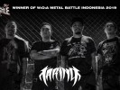 TARING - Winner of W:O:A Metal Battle Indonesia 2019