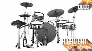 Dua Dekade Tumbuh Kembang Drum Kit Elektrik - Roland Series