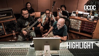 Photo Gallery: Killchestra Project Recording Session by Burgerkill