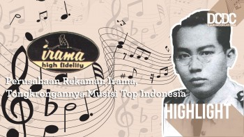 Perusahaan Rekaman Irama, Tongkrongannya Musisi Top Indonesia