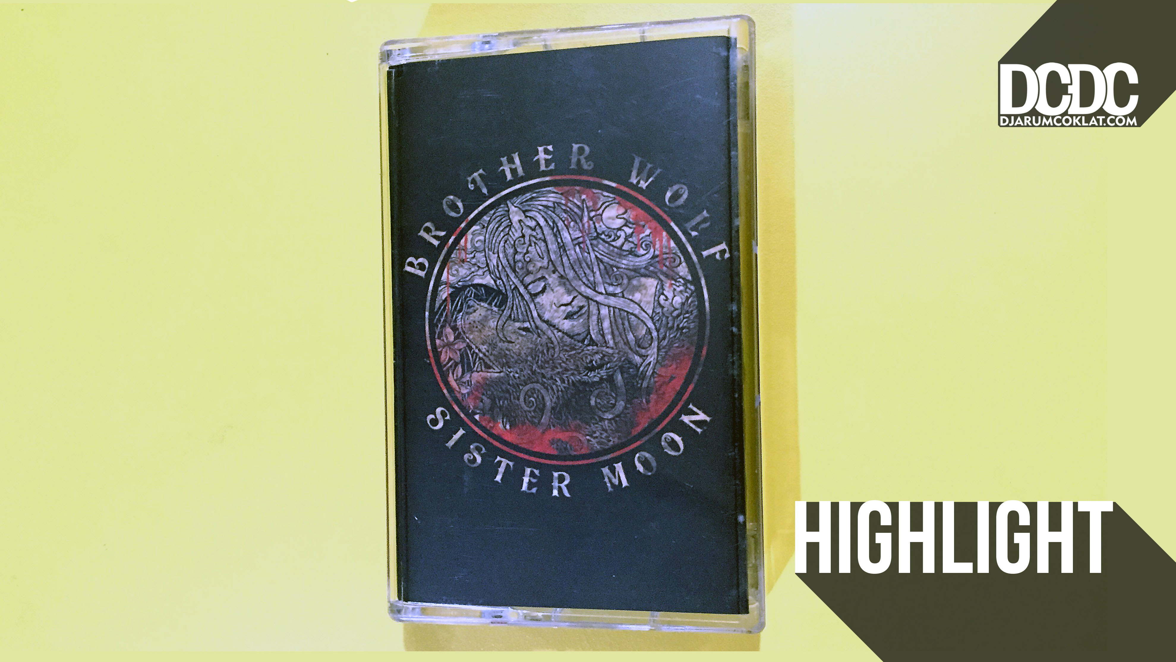 Mini Album Review - Brother Wolf Sister Moon (Self-Titled)