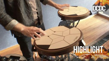 Instrumen Digital Jambe Perkusi; Kehebatan Perkusi Elektronik Dibungkus Nuansa Tradisional