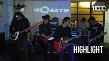 Reportase : Keseruan Pesta Musik Rock Bawah Tanah di Era Milenial, 'Catspaw'