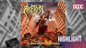Album Review: Repton - 'The Book Against Catastrophy'