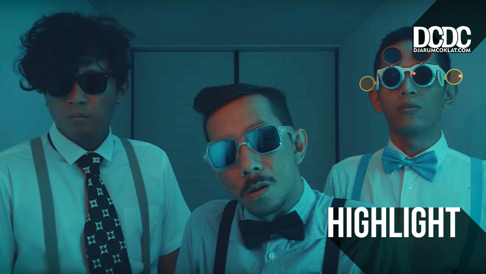 Video Clip Review : The Goodnight Electric Feat Polypony – Supermarket I Am In
