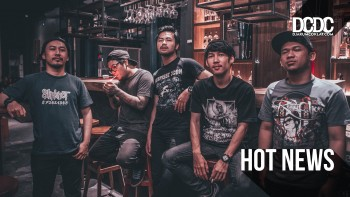 Gandeng Vokalis Revenge The Fate, Doomnation Rilis