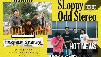 'Sloppy Odd Stereo', Gabungan Materi 'Slebor' khas Skandal dan Texpack