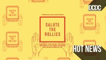 Gerakan #MusisiUntukMusisi Memperingati 51 Tahun Legenda Musik Tanah Air, The Rollies