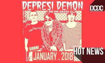 Siapkan Kemeja Flannel dan Jeans Sobekmu Untuk Menyambut Depresi Demon