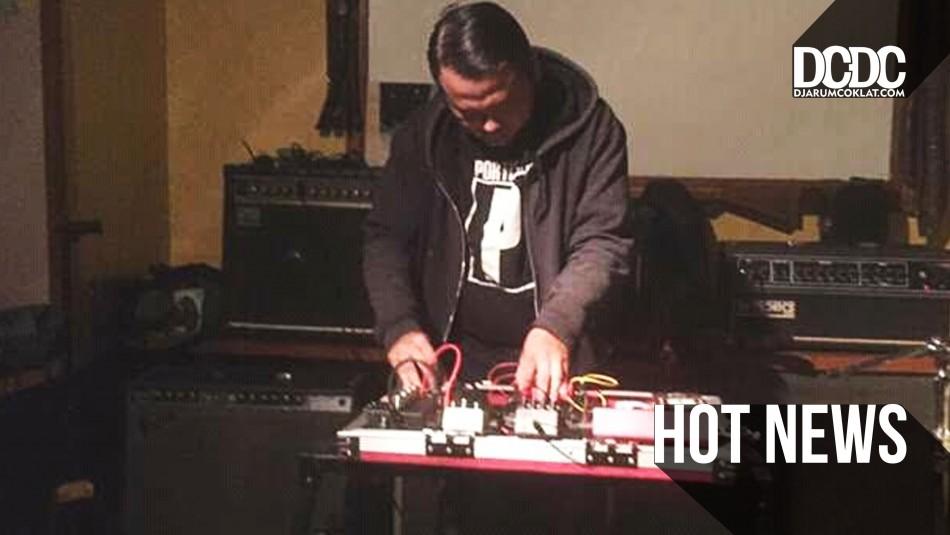 Indra Menus Sajikan Kebisingan Noise Lewat Konser Solo-nya