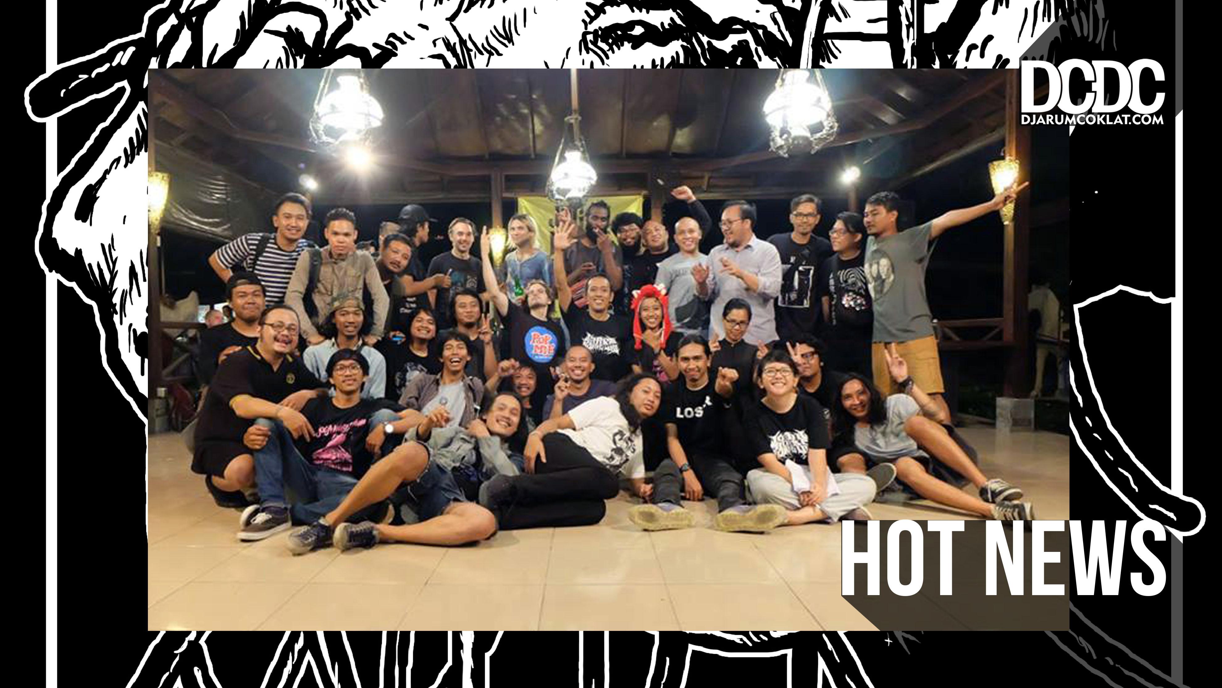 Jogja Noise Bombing Festival Kembali Bikin Bising Yogyakarta!