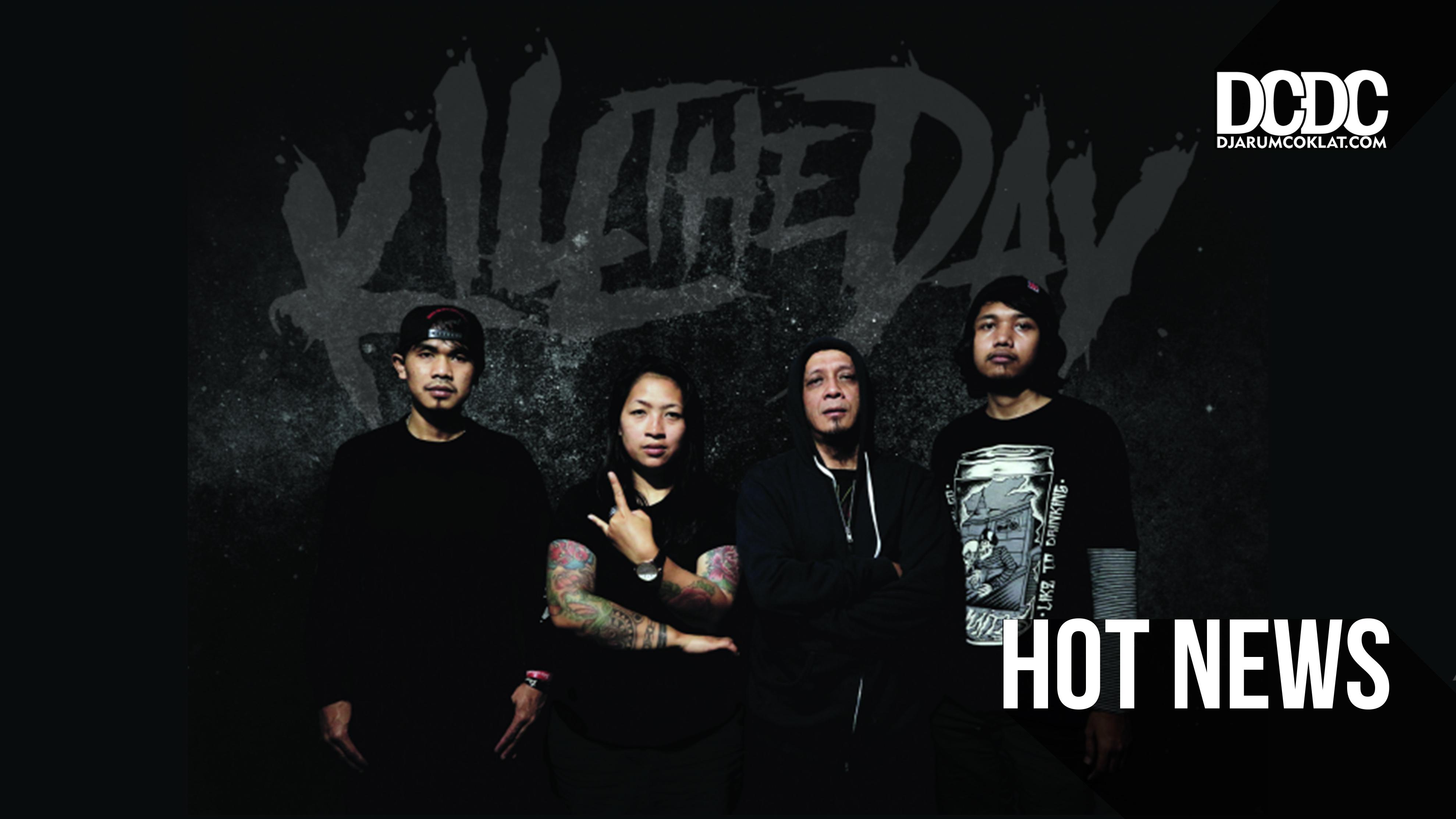 Kill The Day, Teror Baru dari Bandung Timur!