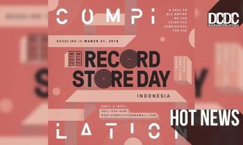 RSD Indonesia Segera Luncurkan Album Kompilasi Untuk Karya Terbaik Para Musisi Lokal