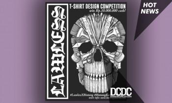 Lawless Sebarkan Hadiah Untuk Kompetisi Artwork
