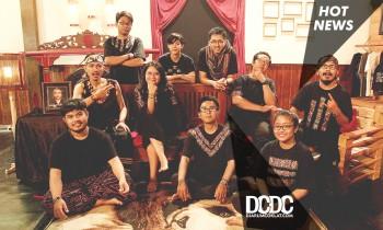 Observasi Langsung Ke Warga Gunung Merapi, Band Ethnic Folk Rubah di Selatan  Transformasi Lagu Baru