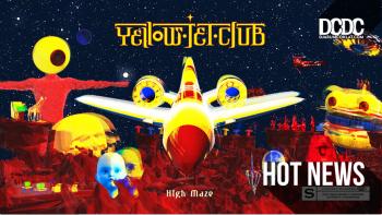 "Lepas Landas Bersama Yellow Jet Club Dalam Video Klip ""High Maze"""