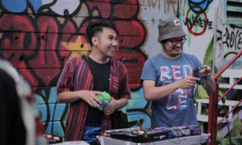 Bottlesmoker: Drawing Cities Decoding Chords #3 Ho Chi Minh