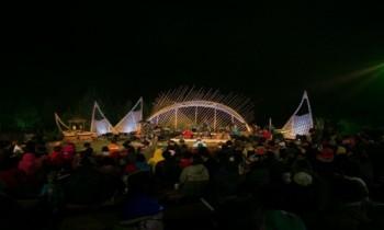 Musik dan Alam Bersatu, Jazz Gunung Kaping Pitu!