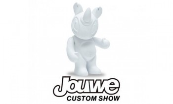 """JOUWE 3 INCH CUSTOM GROUP SHOW """"My Space it's Your Space..?"""""""
