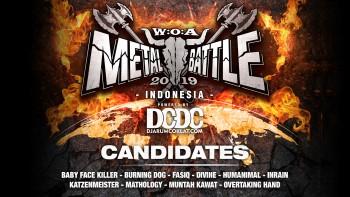 Kandidat W:O:A Metal Battle Indonesia 2019 #10