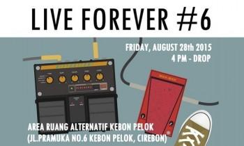 Live Forever Volume 6
