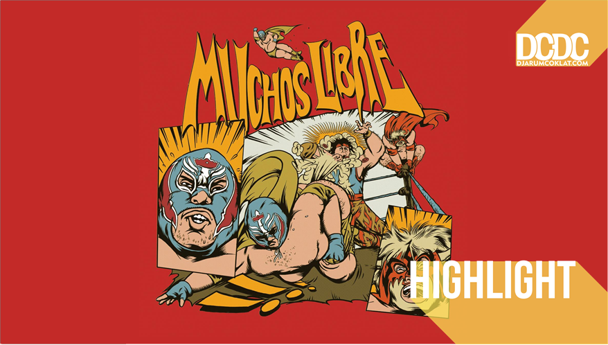Music Video Review : Muschos Libre -