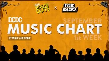 DCDC Music Chart - #1st Week of September 2018