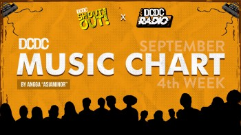 DCDC Music Chart - #4th Week of September 2018