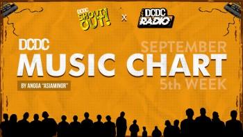 DCDC Music Chart - #5th Week of September 2018