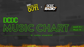 DCDC Music Chart - #4th Week of March 2019