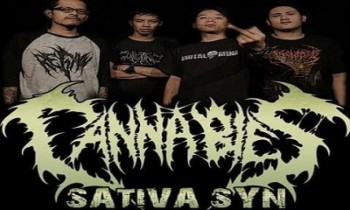 Review Album Cannabies – Sativa Syn (2015) : Pembangkangan Religi Sampai Hisap G*nj*