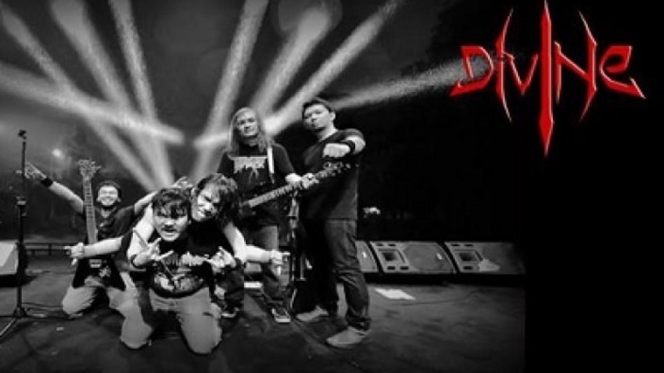 Dedikasi Thrash Metal dari Divine