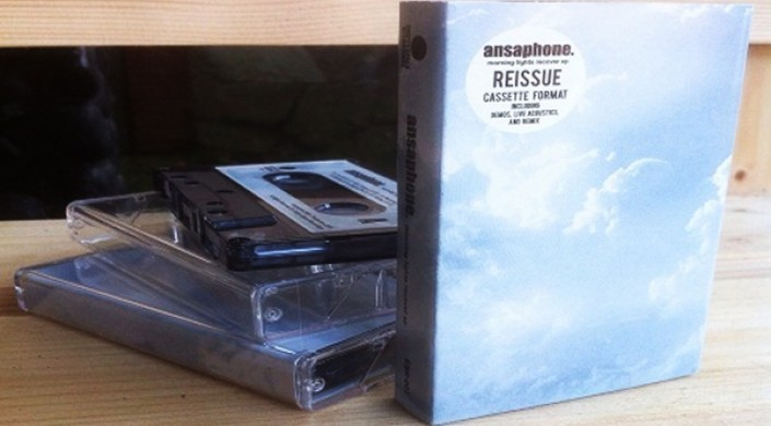 Re-Issue Morning Lights Recover dari Ansaphone