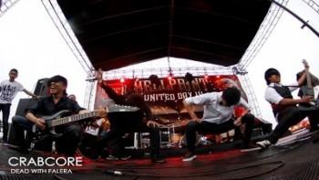 Dead With Falera, Holahoop, For Revenge Tur Ke Jawa Tengah dan Bali