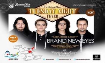 Brand New Eyes, Sempat MenJadi Paramore Indonesian Tribute