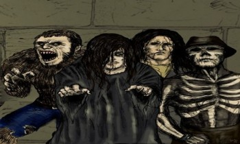 Kaset Kelelawar Malam Akan Dirilis Label Milik Vokalis Dead Squad