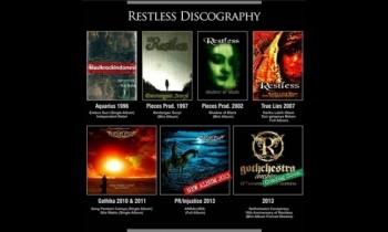 Restless Siap Luncurkan Gothcestra Conspirasy