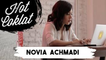 Novia Achmadi (Hand-Lettering Artist)