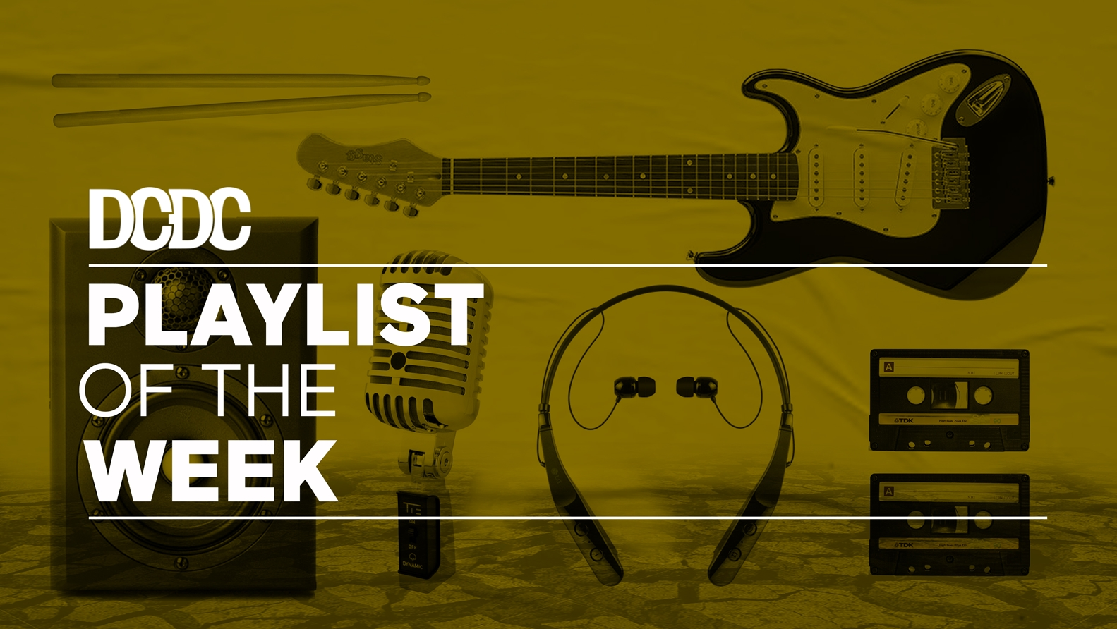 Playlist Of The Week ( 22 - 26 Juli 2019 )