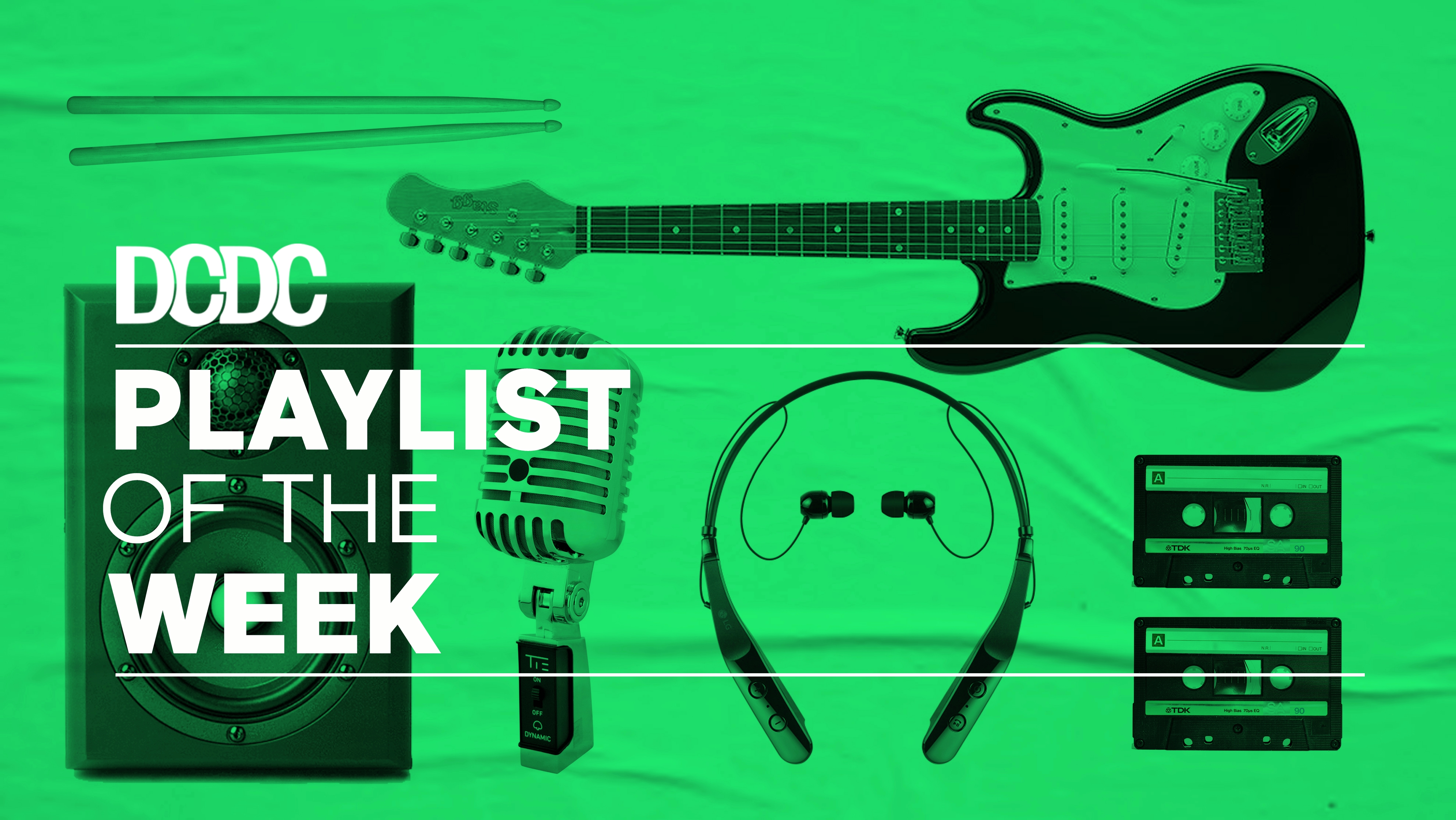 Playlist Of The Week (04 - 08 Maret 2019)
