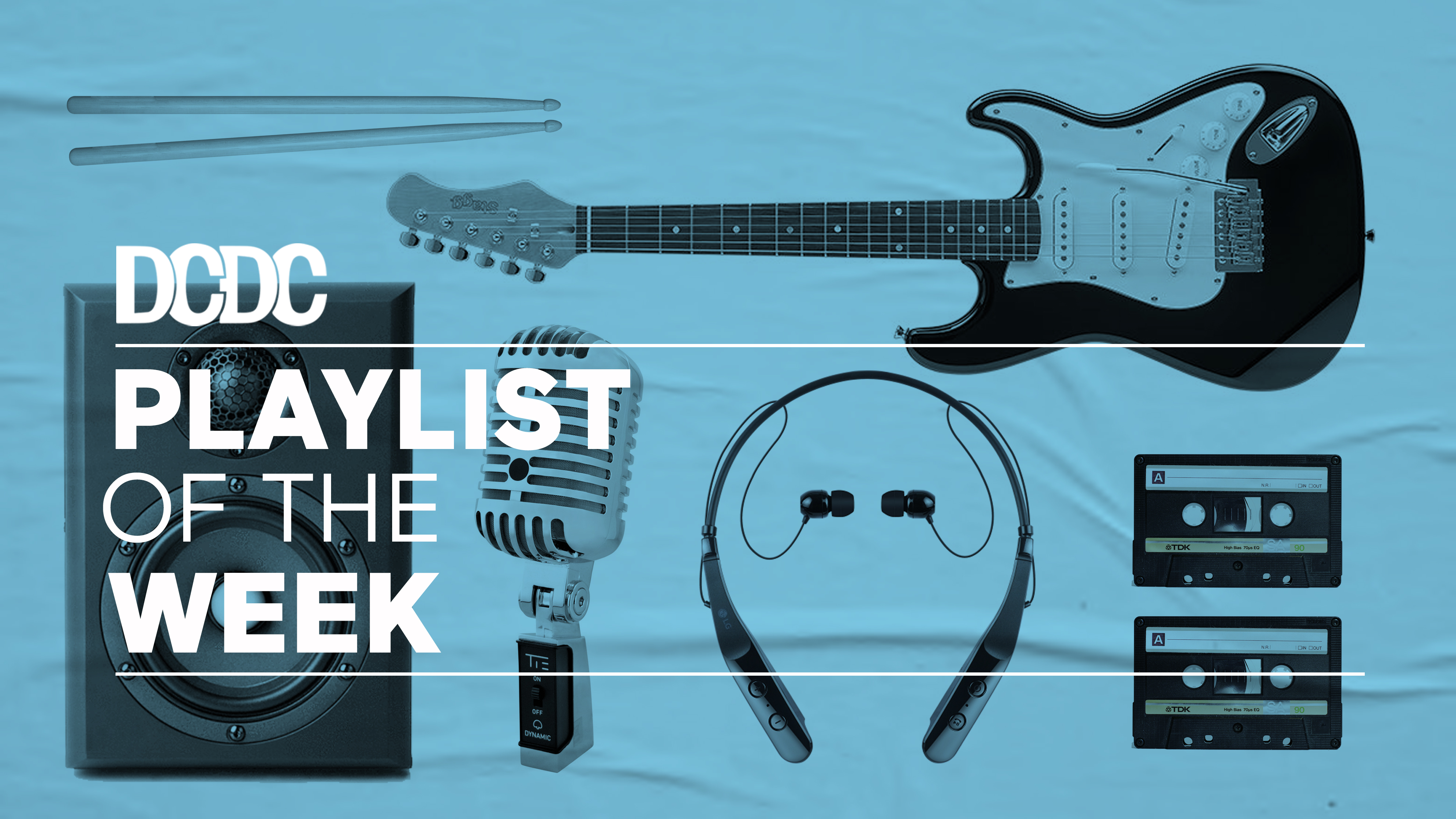 Playlist Of The Week (8 - 12 April 2019)